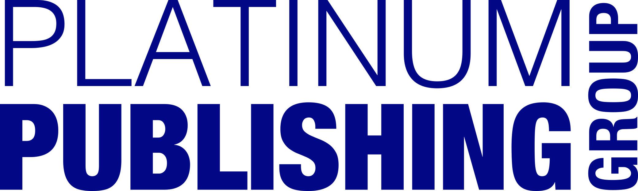 Platinum Publishing Group LOGO blue